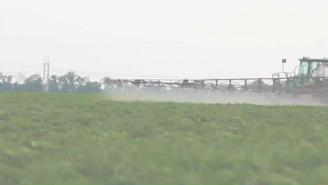 Crop spray pic